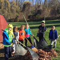 Girl Scouts grounds day