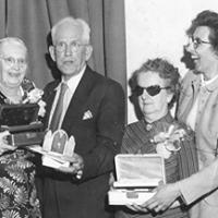 History Sis group 1952