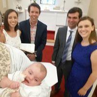 Villante baptism