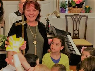 Margie and the Children cropped